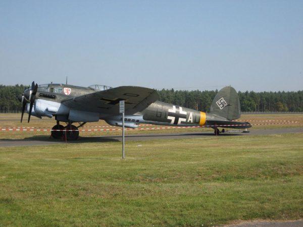 Museo aviación nazi