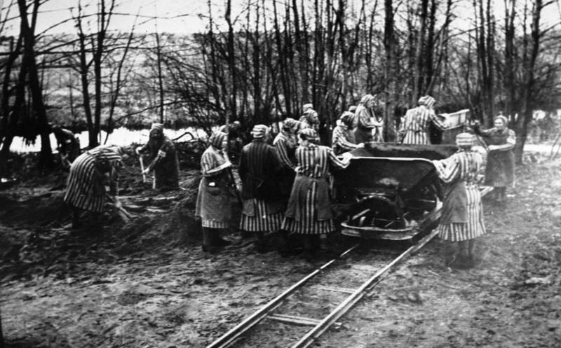 prisioneras de ravensbrück
