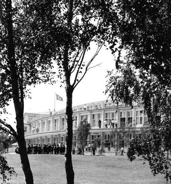 Villa olímpica nazi