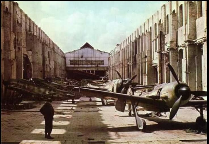 FW 190 Bremen
