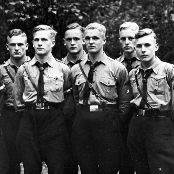 juventudes hitlerianas alemania nazi
