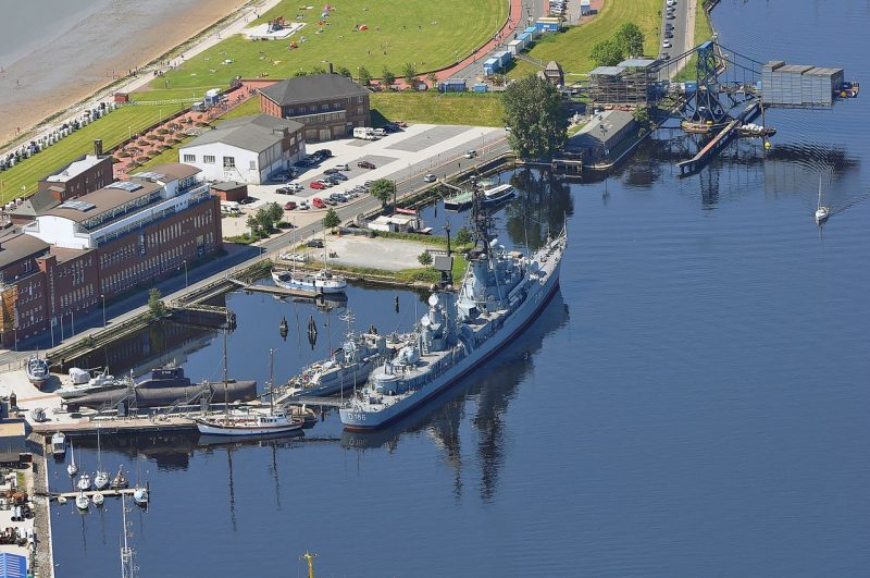 museo naval alemán