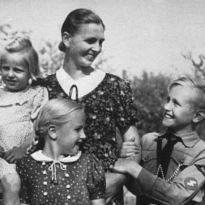 mujer Alemania nazi