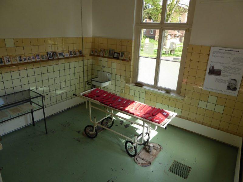 sanatorio wehen. Alemania nazi