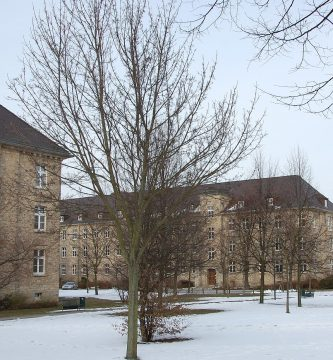 Cuarteles alemanes Segunda Guerra Mundial