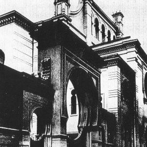 Sinagoga Magdeburgo